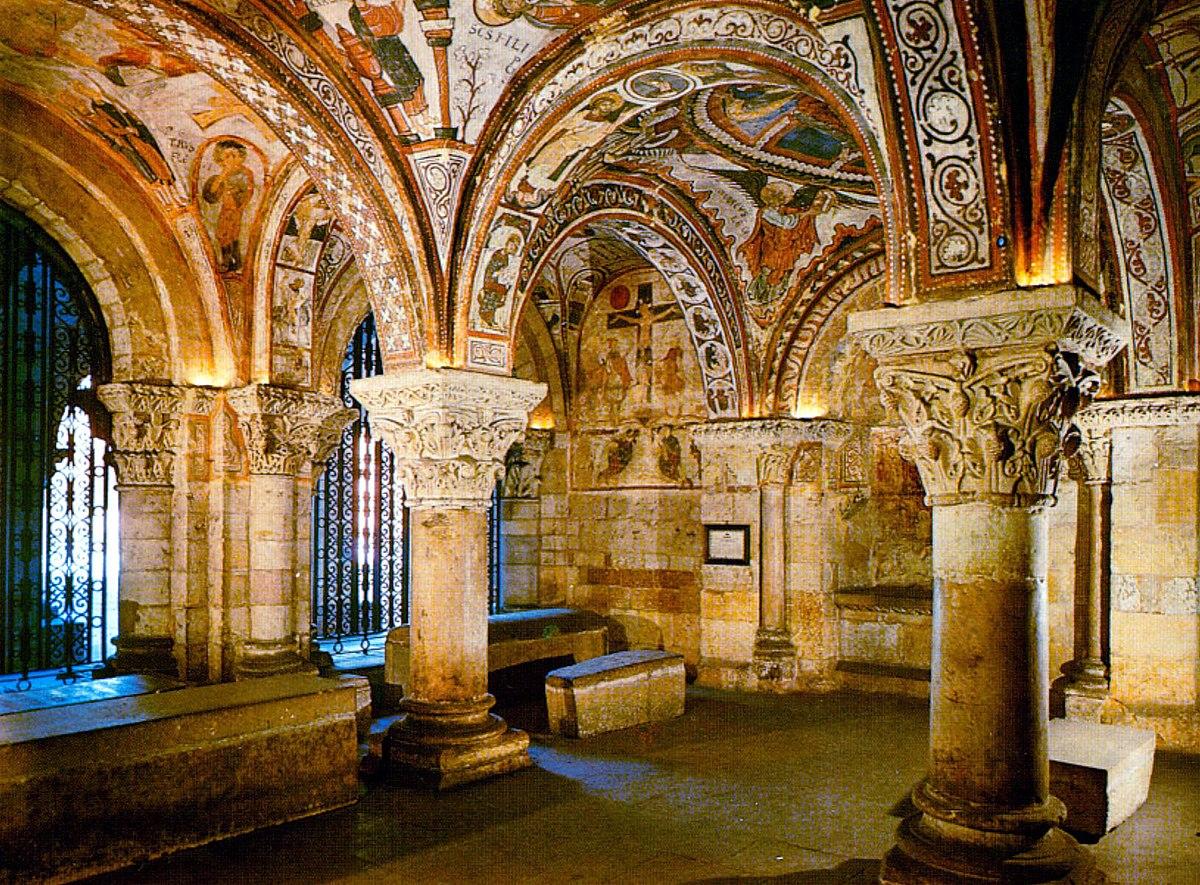 Panteón de los Reyes de la Colegiata de San Isidoro de ...