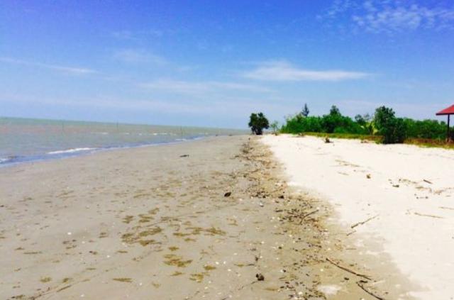 Lokasi Wisata Pantai Kuala Penaga Aceh