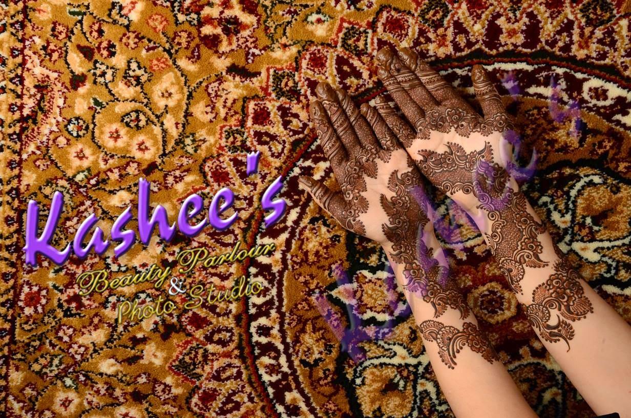 Kashee's Bridal Mehndi Designs 2015-2016