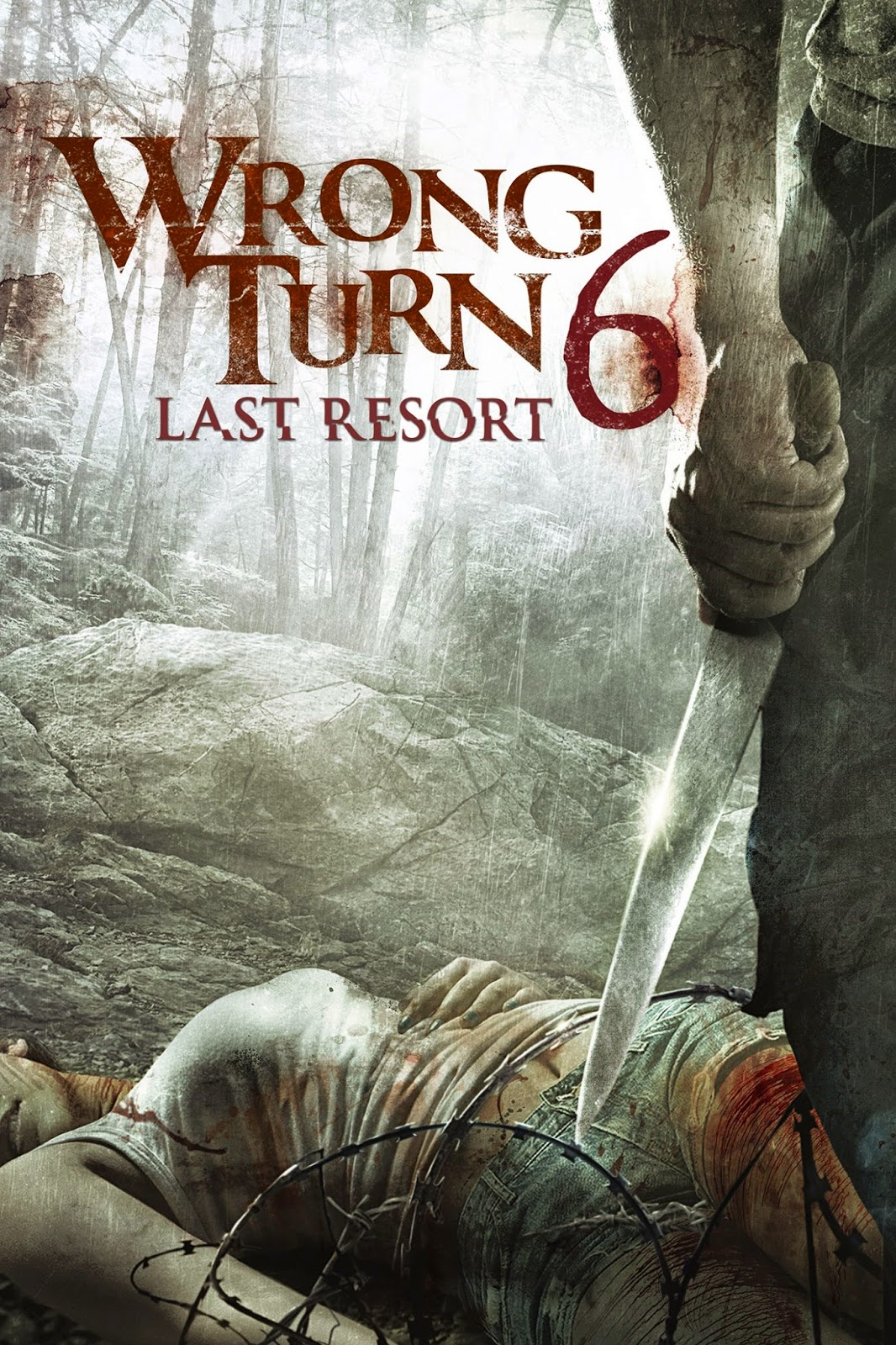 Wrong Turn 6 Last Resort [HD][Soundtrack]