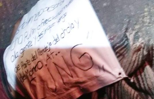 """Así quedó """"El Marro"""" tras ser ejecutado por El CJNG tras abandonarlos y formar su propio grupo"""