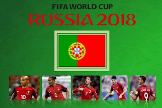 Portugal World Cup 2018 squad- Top five footballers of Portugal squad