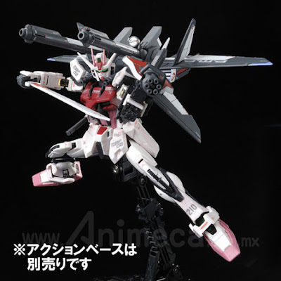 Strike Rouge MBF-02 Real Grade (RG) + High Grade (HG) I.W.S.P. 1/144 Model Kit Mobile Suit Gundam SEED