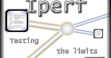 How to test ethernet speed with iperf | The Secret Life of an