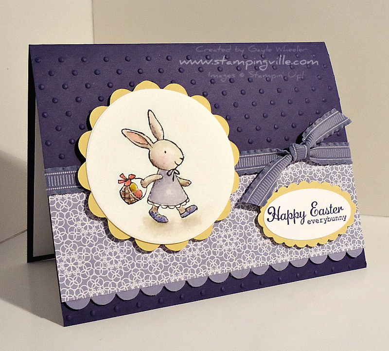 Stampingville: Happy Easter Everybunny