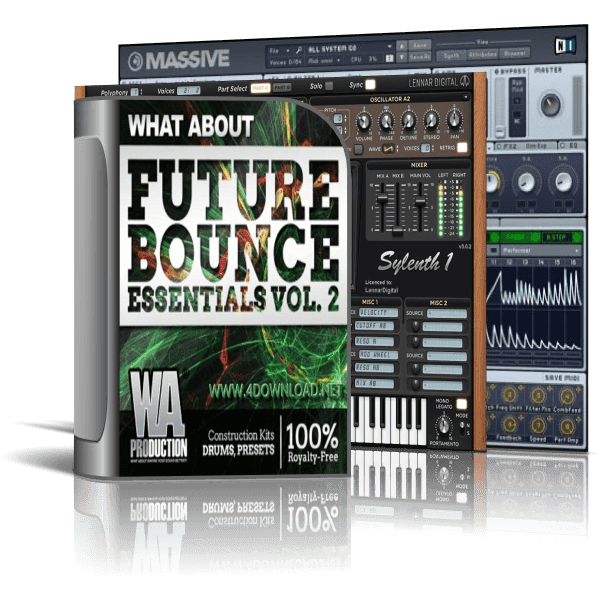 W. A. Production - What About Future Bounce Essentials 2
