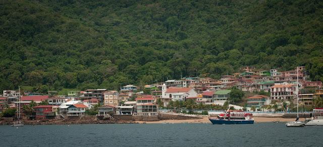Insula Taboga, Panama