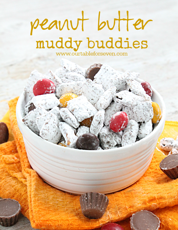 Peanut Butter Muddy Buddies