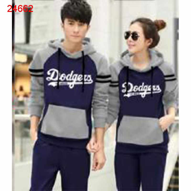 Jual Jumper Couple Jumper Dodgers - 24662
