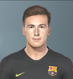 PES 2019 Faces Iñaki Peña by Sofyan Andri