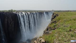 Victoria Falls les chutes Victoria Zimbabwe