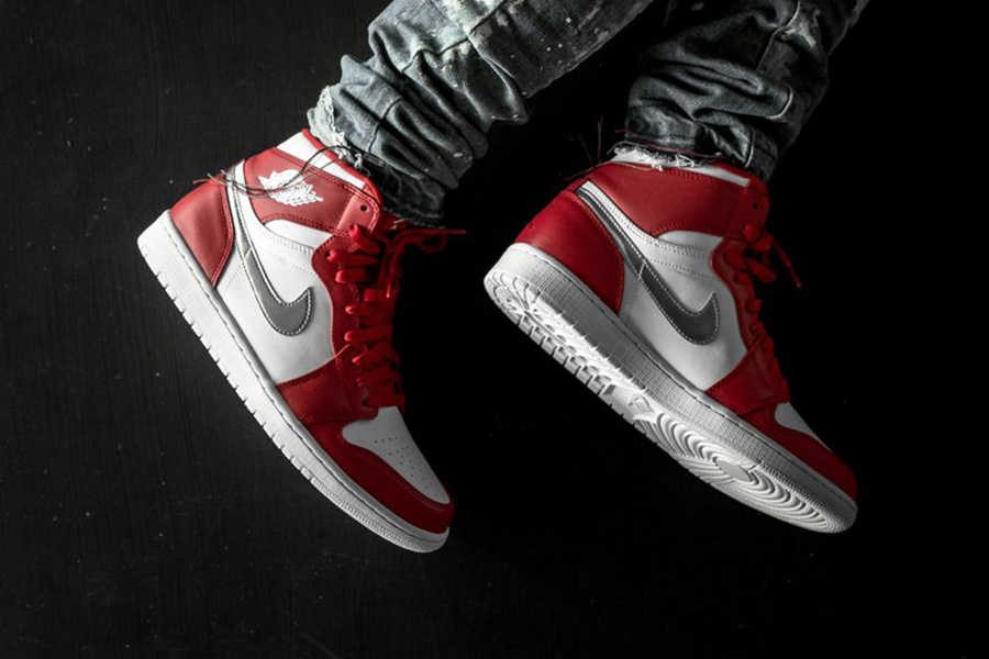 5b47a9b443a553 Item  Air Jordan 1 Retro High Color  Gym Red Metallic Silver-WhiteRelease  Date  08 01 2016 at all locations. Call 337.806.9615 for more info.