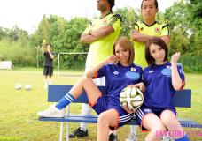 Pemain Bokep Seragam Sepak Bola Hot Gadis Abg