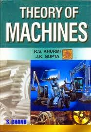 Theory of Machines by R.S. Khurmi and J K Gupta ebook pdf free download