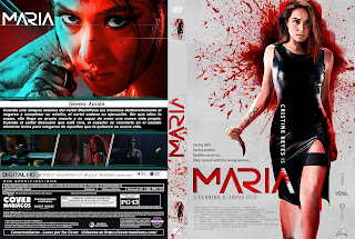 MARIA - 2019 [COVER - DVD]