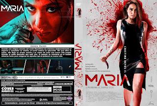 MARIA – 2019 [COVER – DVD]