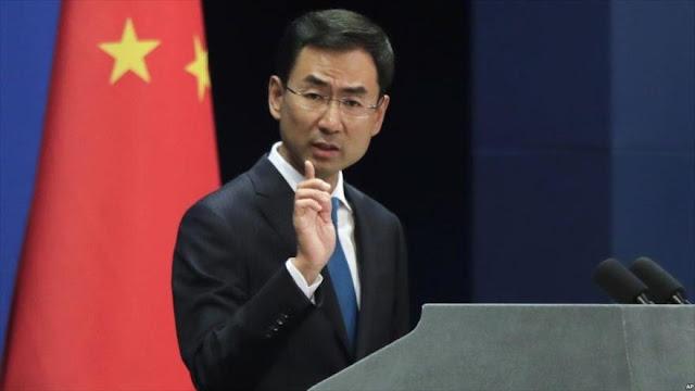 China apoya al Gobierno y al pueblo de Venezuela ante injerencias