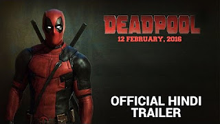Deadpool _ Green Band Hindi Trailer 2016 _ Fox Star India