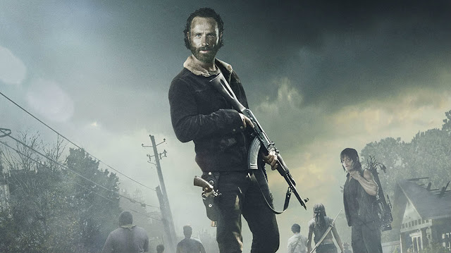 Los Lunes Seriefilos The Walking Dead