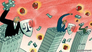 Ο σκοτεινός ρόλος των τραπεζών