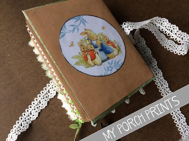 Beatrix Potter Baby Book Kit
