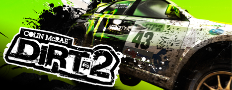 Colin McRae Dirt 2 PC Full Version