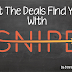 A Great New App That Will Help Awesome Deals Find You | Snipe PH