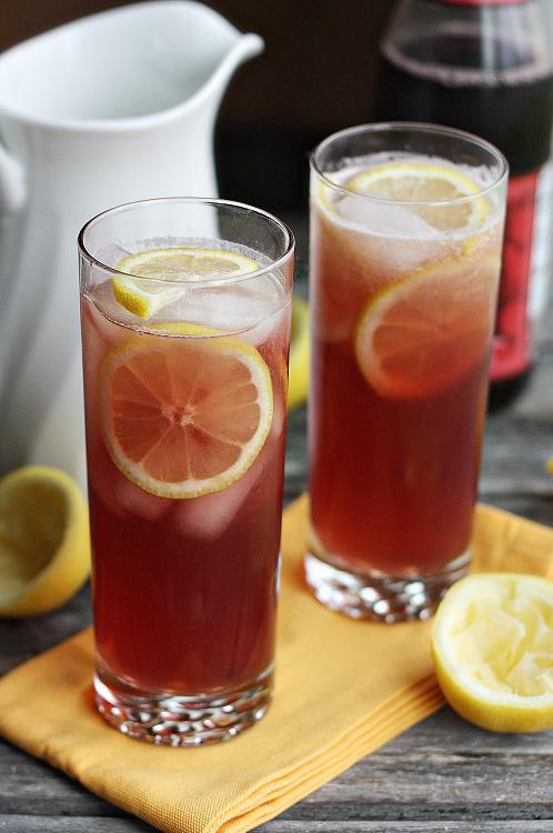 6 Lemonade Recipes You'll Love // www.thoughtsbynatalie.com