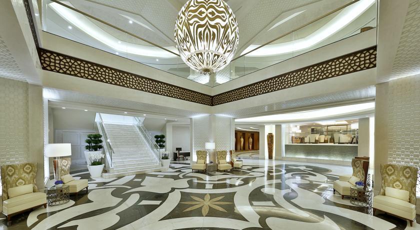 فندق كونراد من فنادق مكة القريبة من الحرم