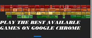 Play the best games on Google Chrome