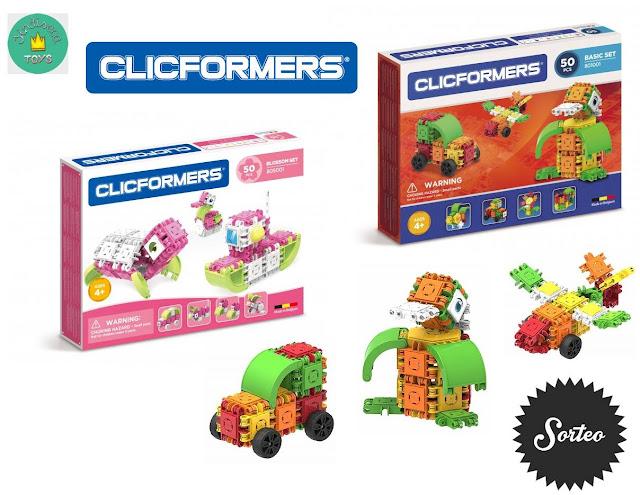 sorteo clicformers