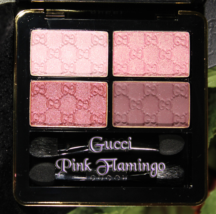 Gucci Pink Flamingo Eye Shadow Palette