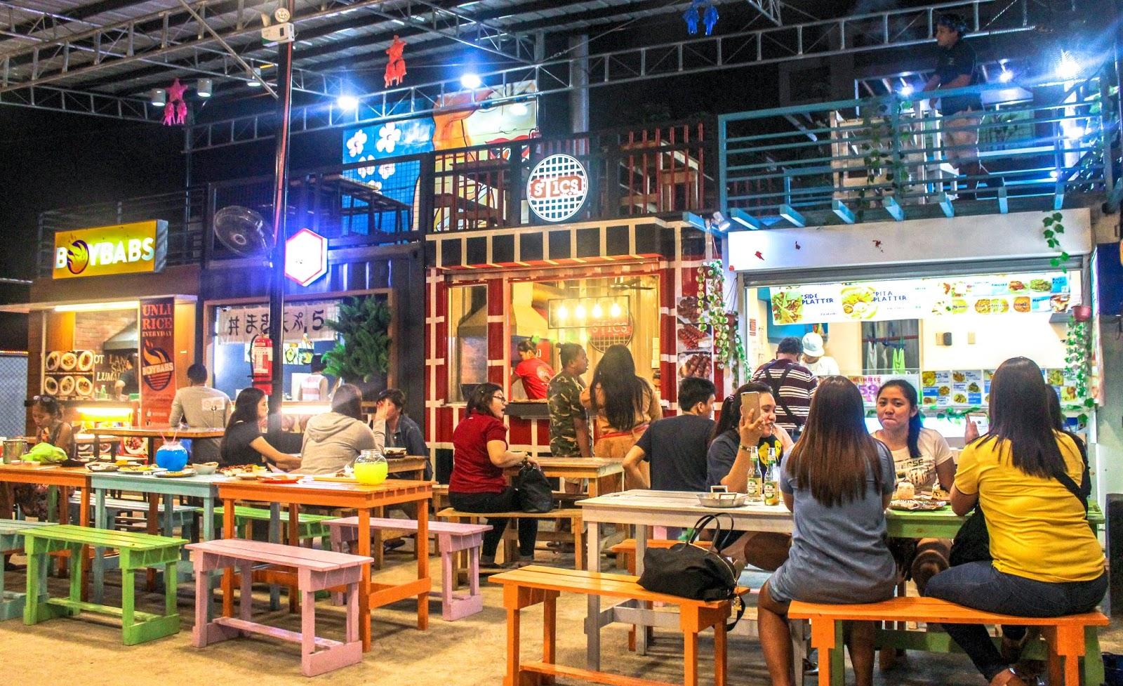 Food park / Dicks sportsgoods