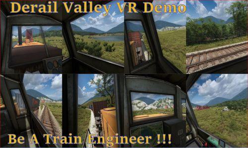 Derail Valley Game Setup Download