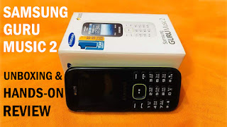 Samsung Guru Music 2 পৃথিবীর সেরা ফোন