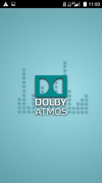 dolby atmos splash