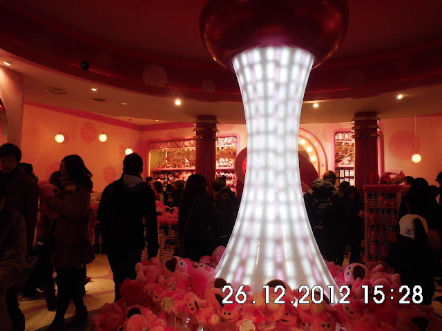 Pink Cafe USJ