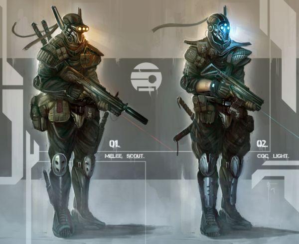 klan terakhir dari tentara masa depan