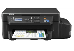 Image Epson L605 Printer Driver
