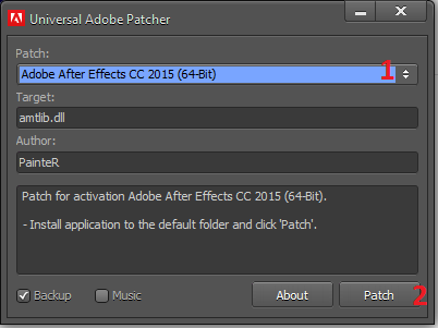 Adobe After Effect CC 2015 Full Crack