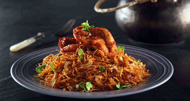 Riceless Chicken Biryani