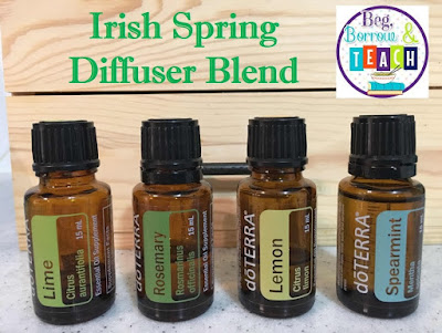 Get Inspired With Irish Spring Diffuser Blend