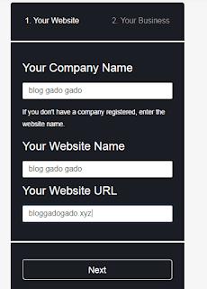 Cara Membuat Disclaimer Blog praktis dengan Disclaimergenerator.net