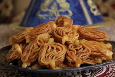 حلوى البشنيخة من حلويات رمضان