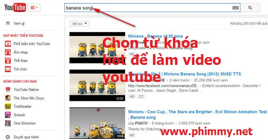 kiem tien online, kiem tien youtube, lam video content