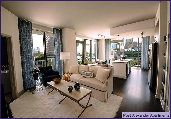 Emejing Highrise Apartments Atlanta Contemporary - Armadasolutions ...