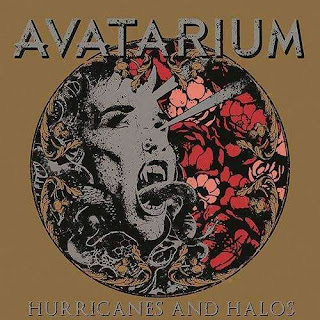 "Το lyric video των Avatarium για το τραγούδι ""Into the Fire/Into the Storm"" από το album ""Hurricanes and Halos"""