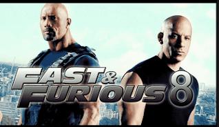 Furious 8 movie