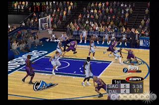 ESPN NBA 2K5 ps2