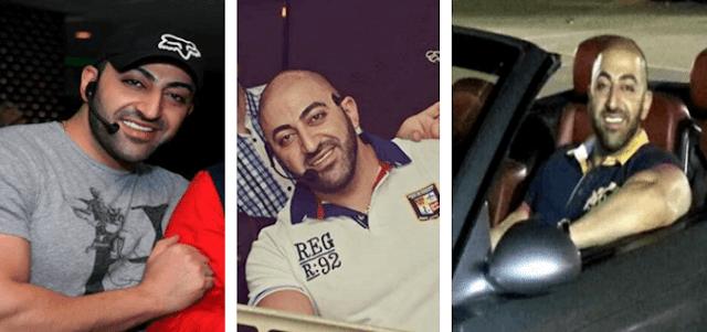 Informasi ISIS: Foto asli Motaz Hattar yang mirip pemimpin ISIS